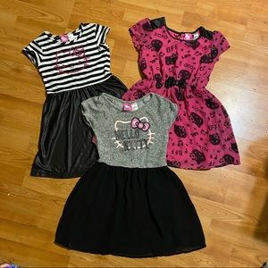 Hello Kitty Dress Bundle 💕